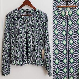 Baccini | NWT jacket size medium